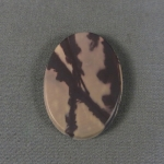 Cherry Creek Jasper cabochon CC187