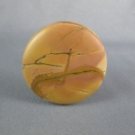 Cherry Creek Jasper cabochon CC19