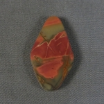 Cherry Creek Jasper cabochon CC201