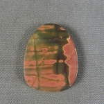 Cherry Creek Jasper cabochon CC203