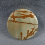 Cherry Creek Jasper cabochon CC224