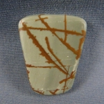 Cherry Creek Jasper cabochon CC225
