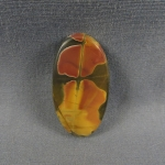 Cherry Creek Jasper cabochon CC230