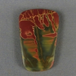 Cherry Creek Jasper cabochon CC244