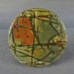 Cherry Creek Jasper cabochon CC245