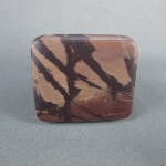 Cherry Creek Jasper cabochon CC28