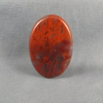 Flame Agate Cabochon 102
