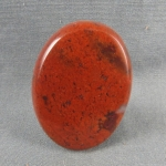 Flame Agate Cabochon 113
