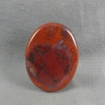 Flame Agate Cabochon 119