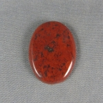 Flame Agate Cabochon 136