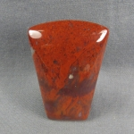 Flame Agate Cabochon 141