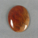 Flame Agate Cabochon 153
