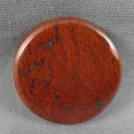 Flame Agate Cabochon 167