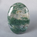 Green Moss Agate Cabochon 7