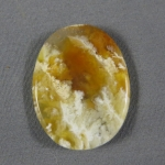 Graveyard Point Plume Agate Cabochon 259