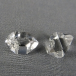 Herkimer Diamond PAIR 64