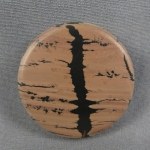 Indian Paint Cabochon 226