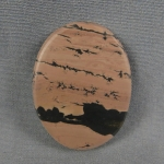 Indian Paint Cabochon 228