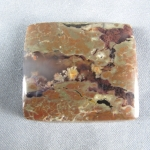 Priday Plume Agate Cabochon 117