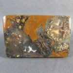 Priday Plume Agate Cabochon 149