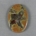 Priday Moss Agate Cabochon 201