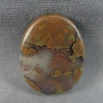 Priday Moss Agate Cabochon 205