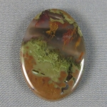 Priday Moss Agate Cabochon 209