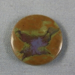 Priday Plume Agate Cabochon 230