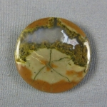 Priday Plume Agate Cabochon 232