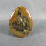 Priday Plume Agate Cabochon 93