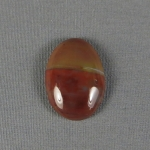 Petrified Wood Cabochon 45