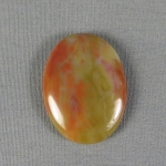 Petrified Wood Cabochon 7