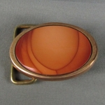 Bruneau Jasper Belt Buckle
