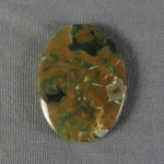 Rainforest Jasper Cabochon 24