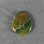 Rainforest Jasper Cabochon 29