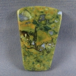 Rainforest Jasper Cabochon 37