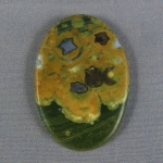 Rainforest Jasper Cabochon 38