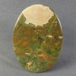 Rainforest Jasper Cabochon 5