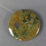 Rainforest Jasper Cabochon 6