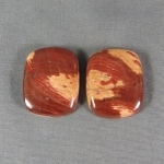 Snakeskin Cabochon PAIR 78