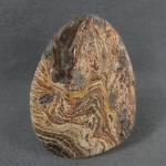 Squirrel Tail Stromatolite Cabochon 46