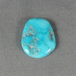 Turquoise Cabochon 127