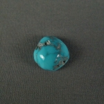 Turquoise Cabochon Sleeping Beauty