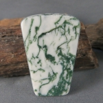 Tree Agate Cabochon 12