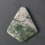 Tree Agate Cabochon 22