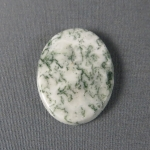 Tree Agate Cabochon 34