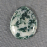 Tree Agate Cabochon 9