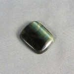 Blue Tiger Eye Cabochon 127