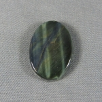 Blue Tiger Eye Cabochon 152