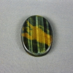 Tiger Eye Variegated Cabochon TE213